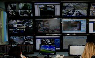 Video Surveillance Security Save a Woman's Life